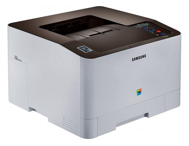 Barvni laserski tiskalnik Samsung SL-C1810W